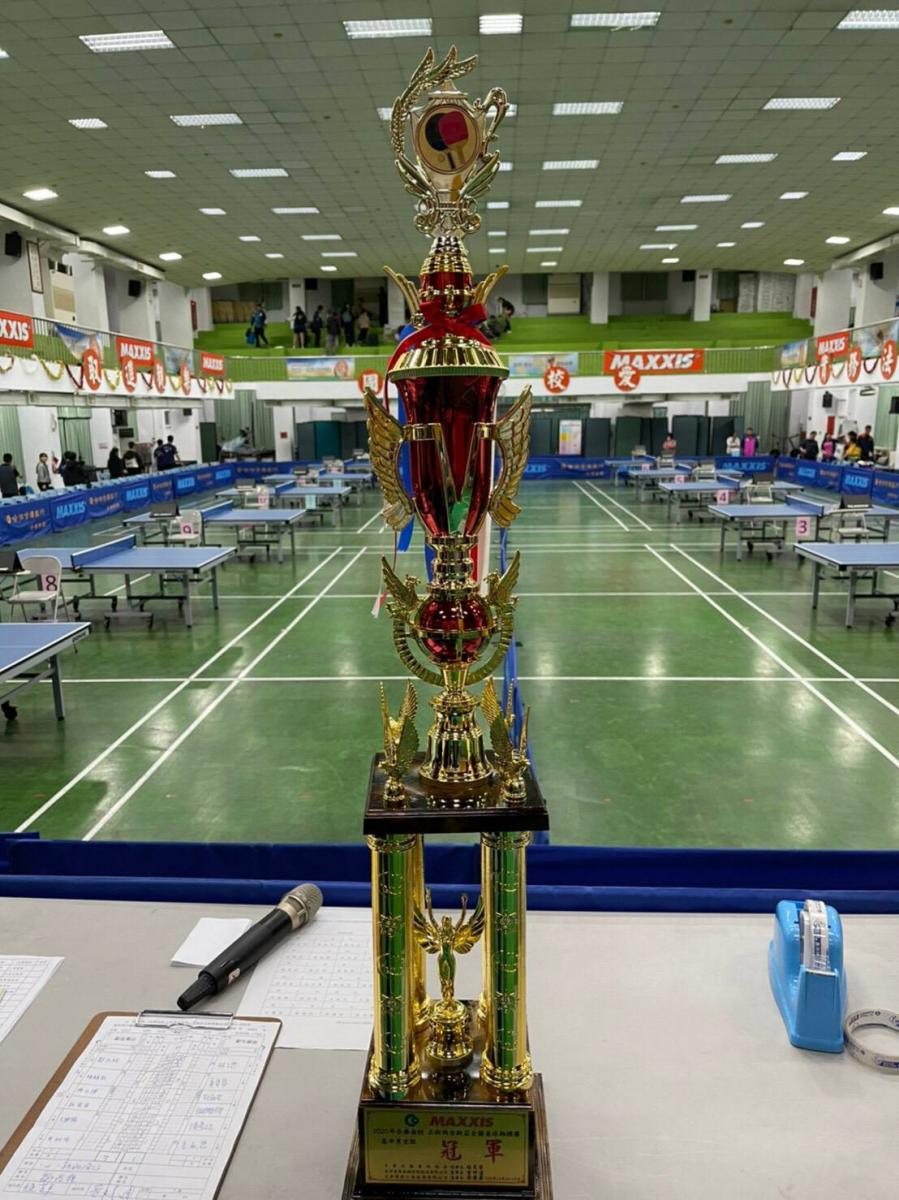 合庫主辦全國桌球錦標賽 1300位好手同台競技 Total Swiss贊助隊伍勇奪冠亞季軍圖細胞營養之1