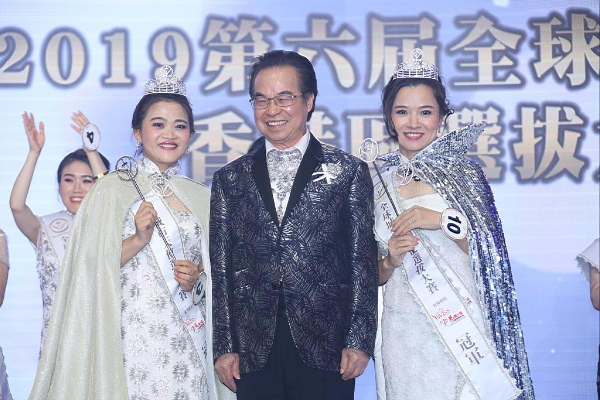 Magic,第六屆全球城市天使香港區選拔大賽意義非凡精彩直擊圖細胞營養之2