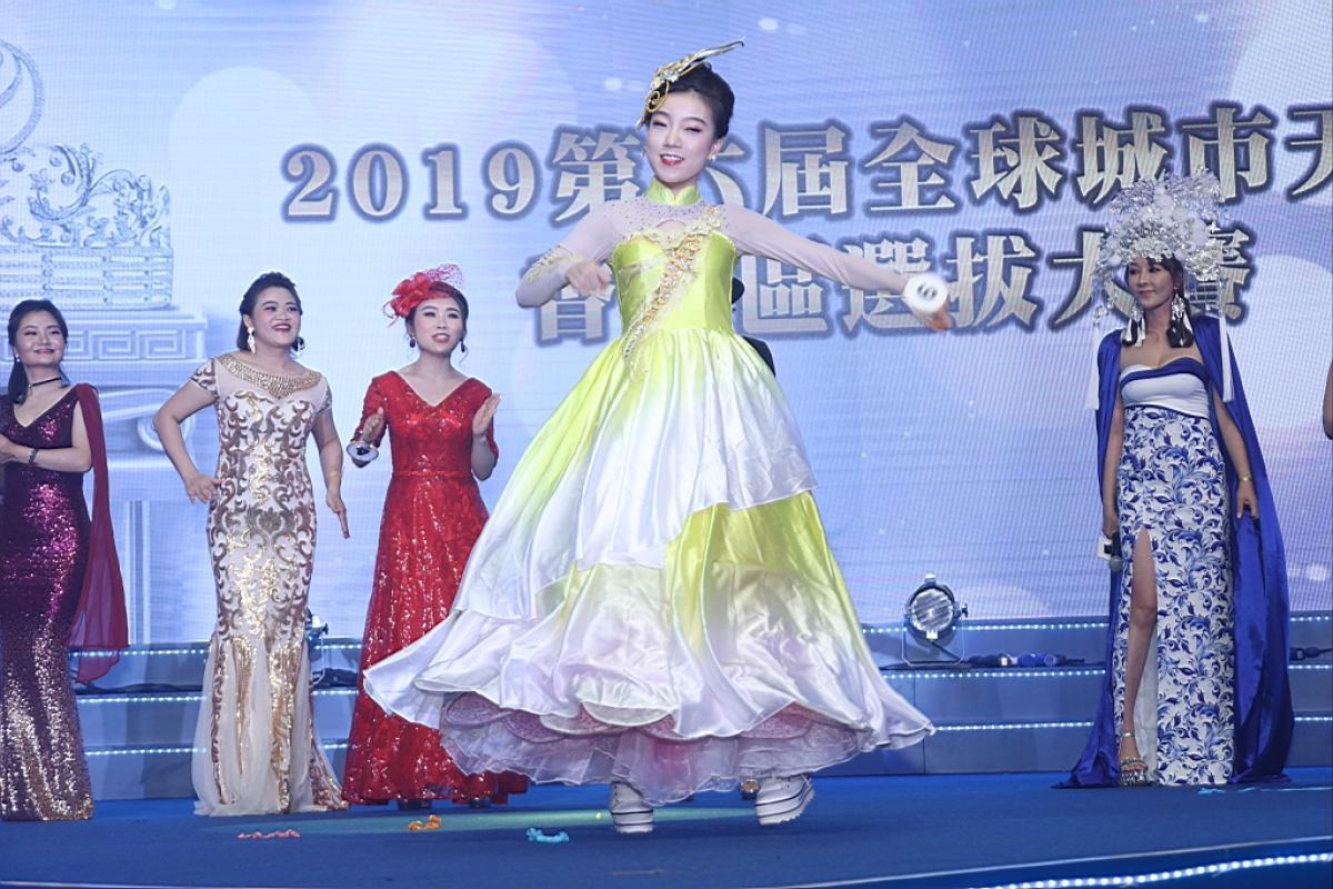 Magic,第六屆全球城市天使香港區選拔大賽意義非凡精彩直擊圖細胞營養之11