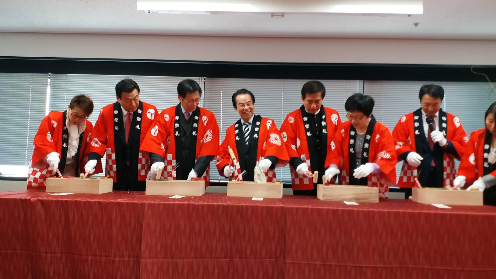TS全球再下一城 日本大阪分公司開幕營運圖細胞營養之1