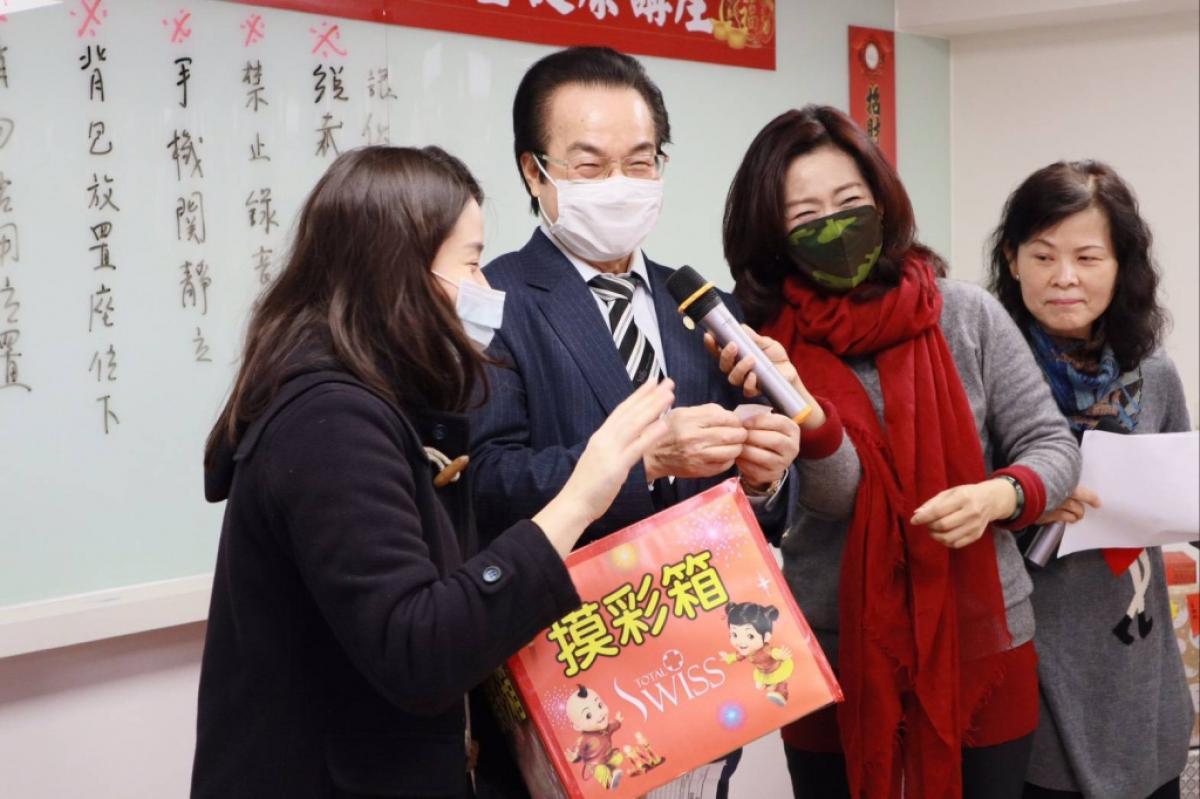 面對新冠肺炎危機 戴上口罩提升抗病力 穩住自己守護家人圖細胞營養之8