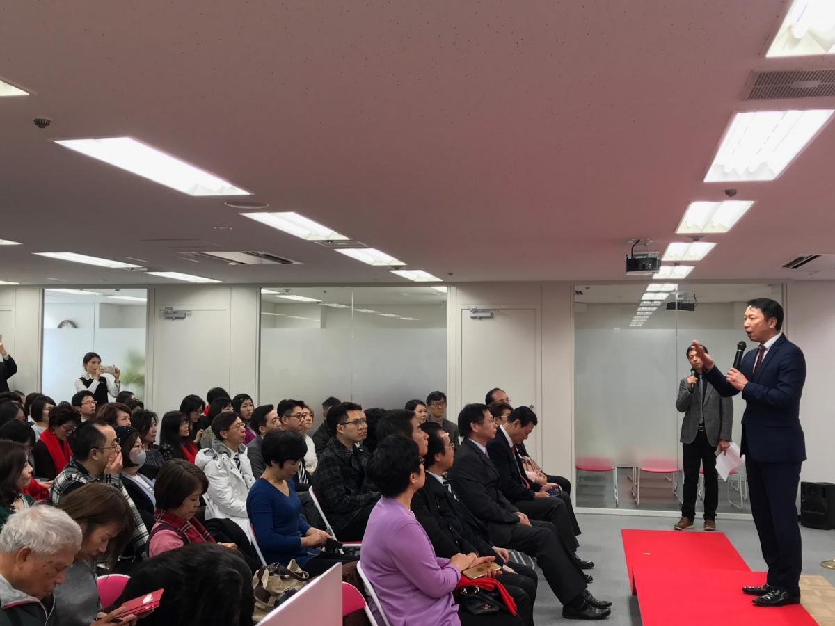 TS全球再下一城 日本大阪分公司開幕營運圖細胞營養之6
