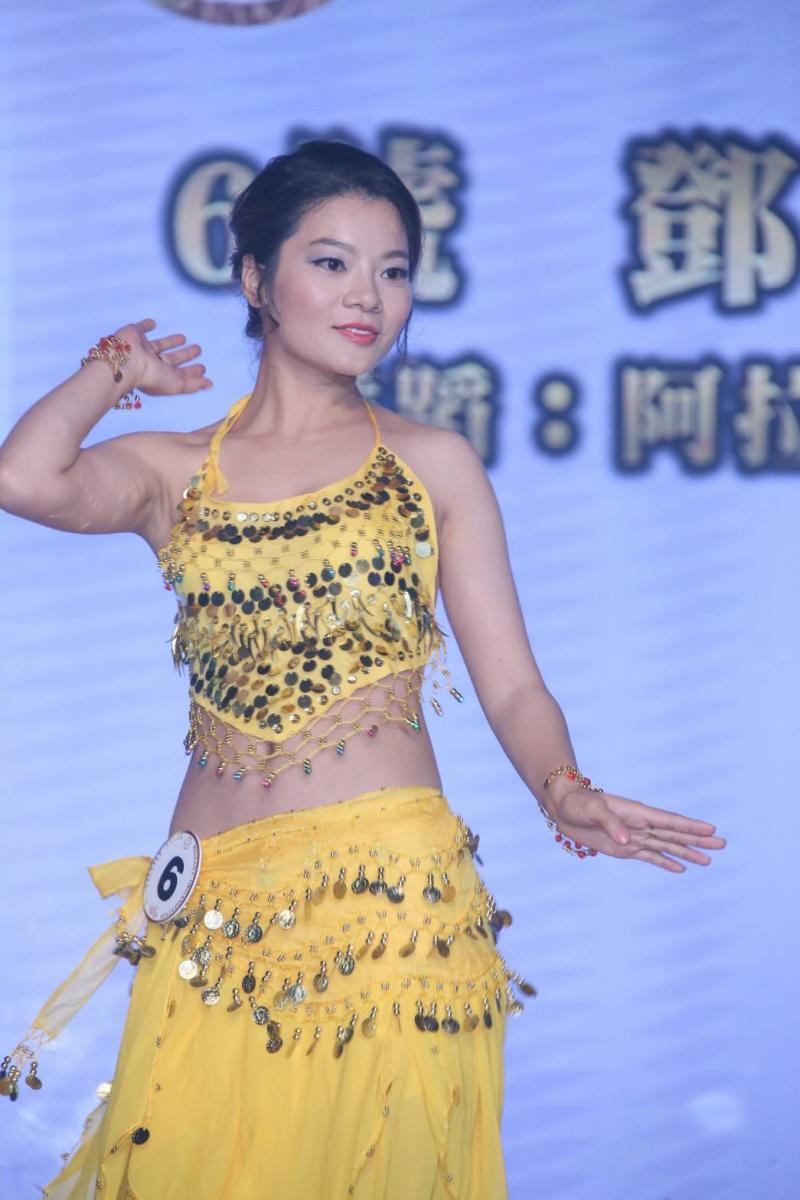 孔雀開屏 絢爛奪目 第五屆全球城市天使香港區選拔大賽美麗直擊圖細胞營養之9