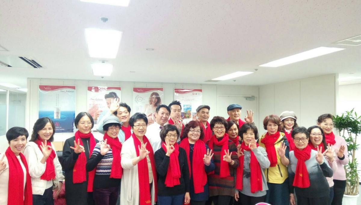 TS全球再下一城 日本大阪分公司開幕營運圖細胞營養之3